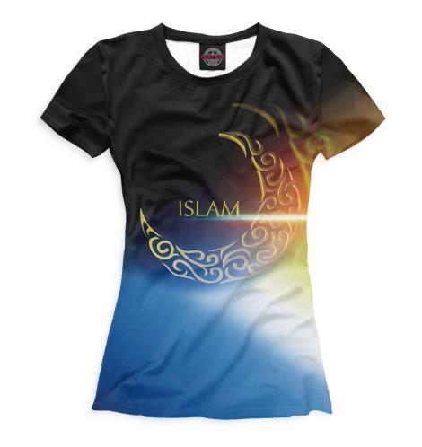 Купить Футболка для девочек Ислам ISL-762913-fut-1