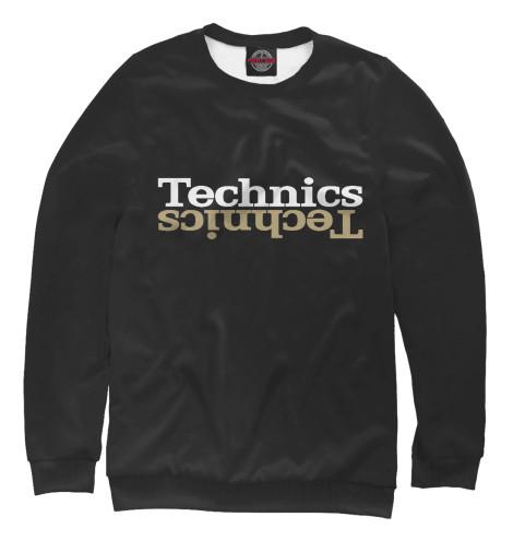 Свитшот Print Bar Technics technics technics rp dj1215e s