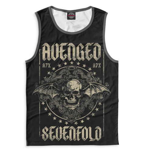 Мужская майка Avenged Sevenfold