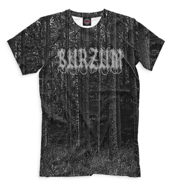 Купить Мужская футболка Burzum BZM-136970-fut-2