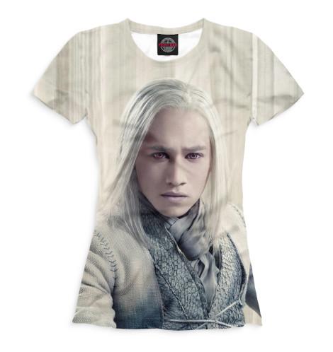Женская футболка Алак Тарр