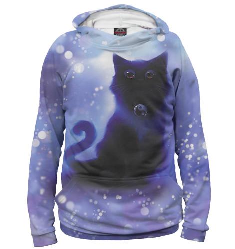 Купить Женское худи Коты CAT-782644-hud-1