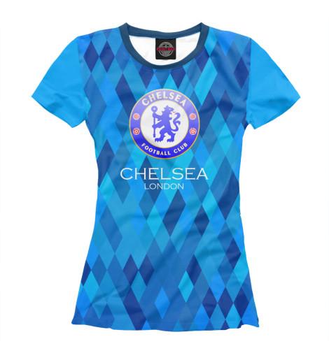 Купить Футболка для девочек Chelsea CHL-862995-fut-1