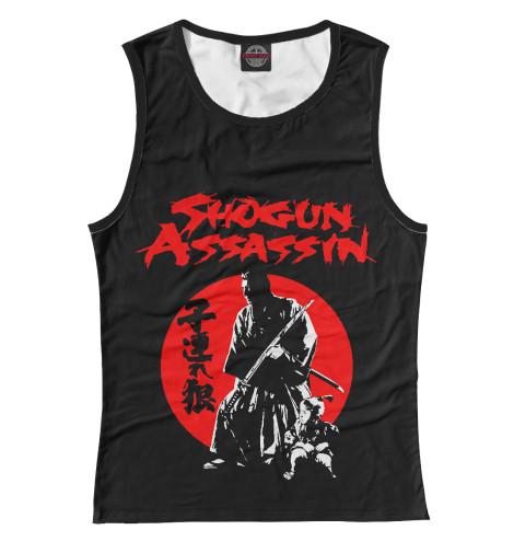Майка Print Bar Shogun Assassin худи print bar assassin ruthless