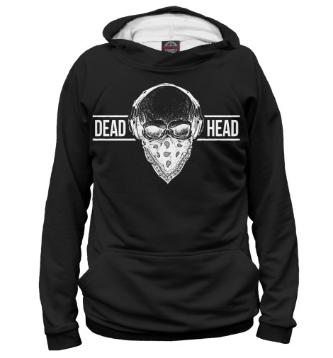Худи Print Bar Dead head худи print bar the walking dead
