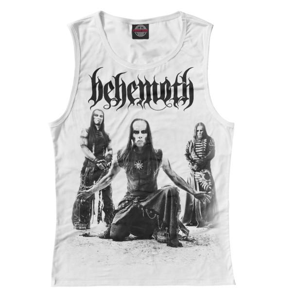 Купить Женская майка Behemoth MZK-101629-may-1
