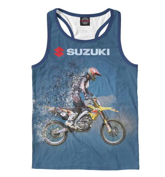 Майка для мальчика Suzuki MTR-404343-mayb-2  - купить со скидкой