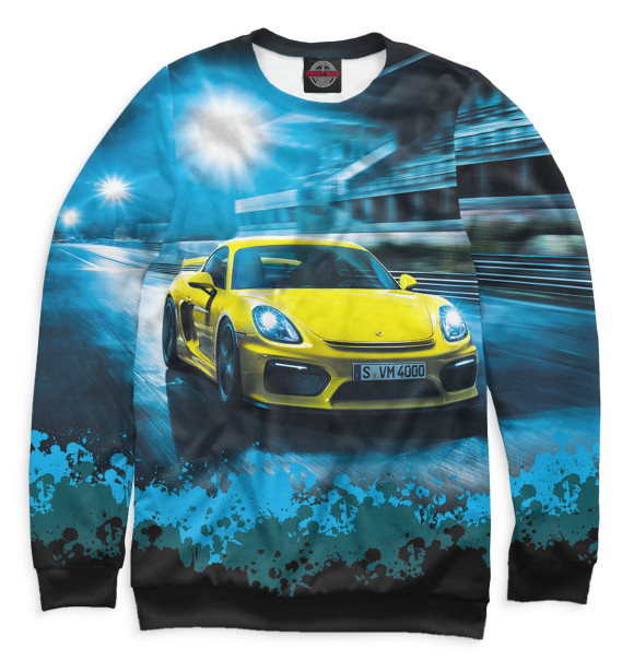Купить Свитшот для девочек Porsche SPC-571981-swi-1