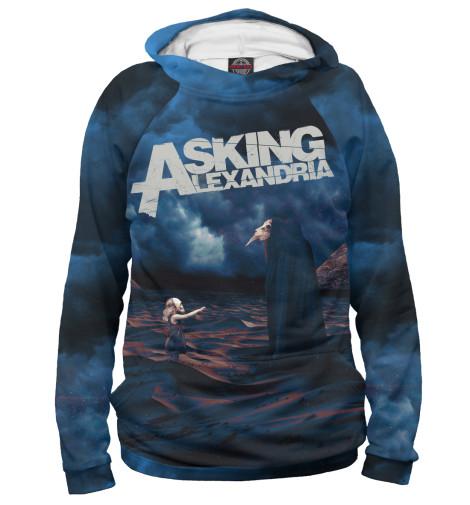 Купить Женское худи Asking Alexandria MZK-197011-hud-1