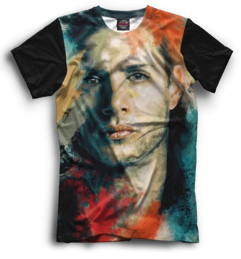 Мужская футболка Дин Винчестер
