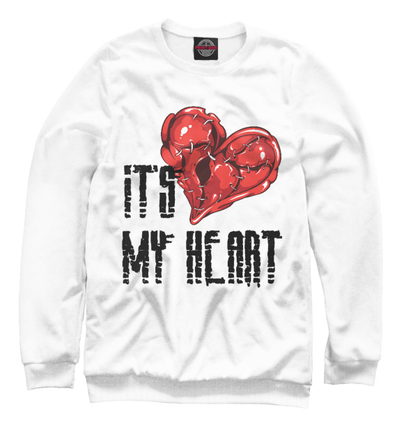 It's my heart