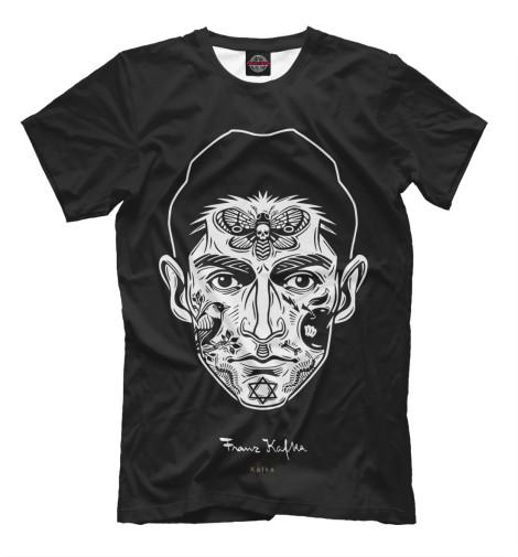 Купить Мужская футболка Franz Kafka ISR-551844-fut-2
