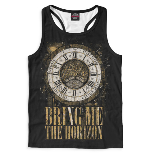 ������� �����-�������� Bring Me The Horizon Print Bar BRI-384616-mayb-2