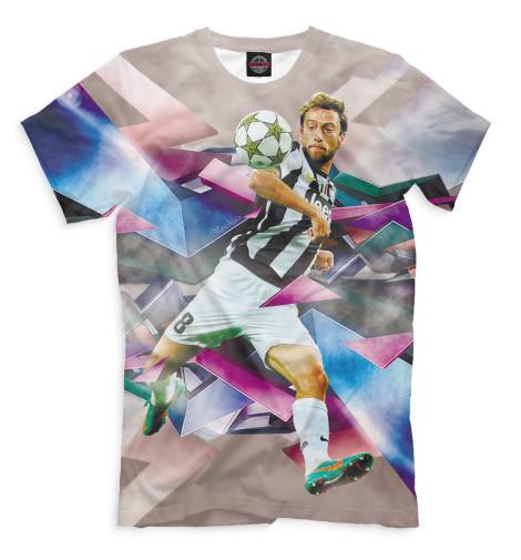 Мужская футболка Маркизио