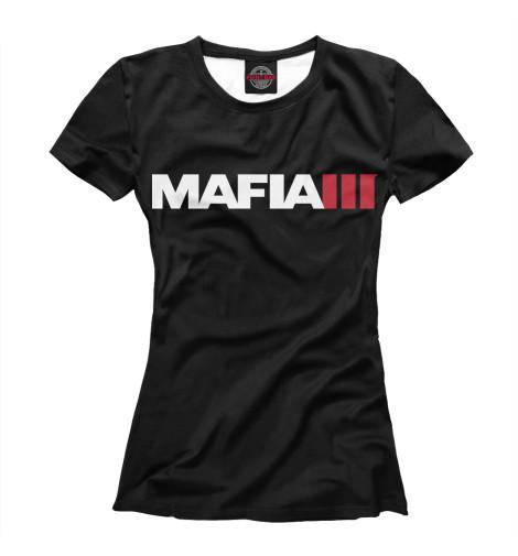 Футболка Print Bar Mafia 3 ps4 mafia iii [русские субтитры]