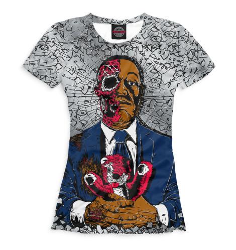 Женская футболка Густаво Фринг