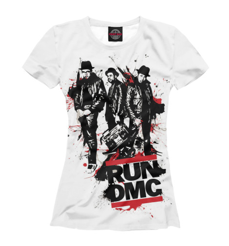 Футболка Print Bar Run DMC футболка print bar run вася run