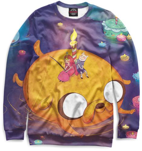 Купить Мужской свитшот Adventure Time ADV-939050-swi-2