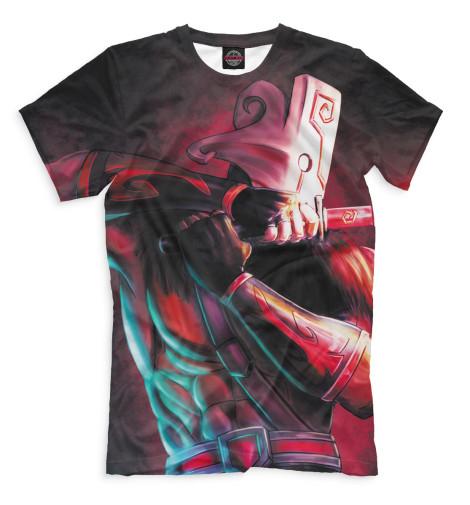 Мужская футболка Juggernaut