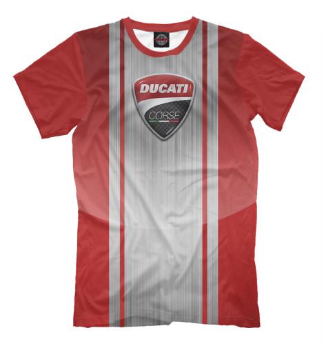 Футболка Print Bar Ducati