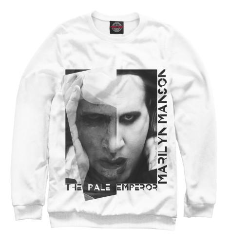 Свитшот Print Bar Marilyn Manson свитшот print bar wing chun