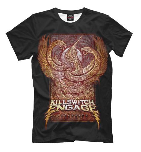 Футболка Print Bar Killswitch Engage футболка print bar shogun assassin