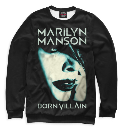 Женский свитшот Mаrilyn Manson