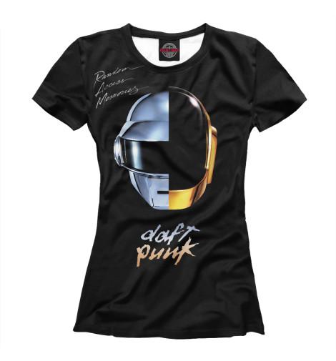 Купить Футболка для девочек Daft Punk DFP-657646-fut-1