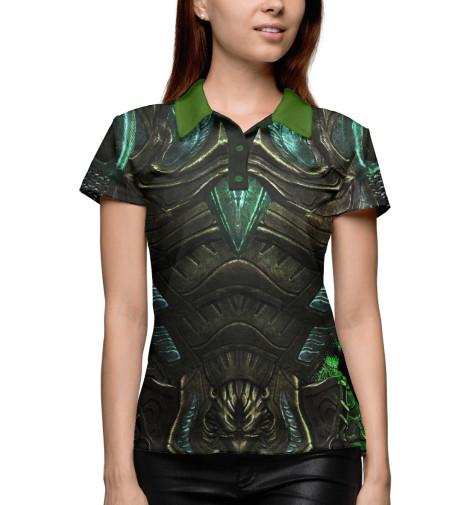 Поло Print Bar Glass armor майка print bar glass armor