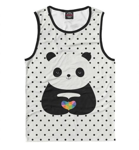 Майка Print Bar Любовь панды майка print bar панды
