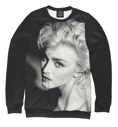 Свитшот Print Bar Мадонна