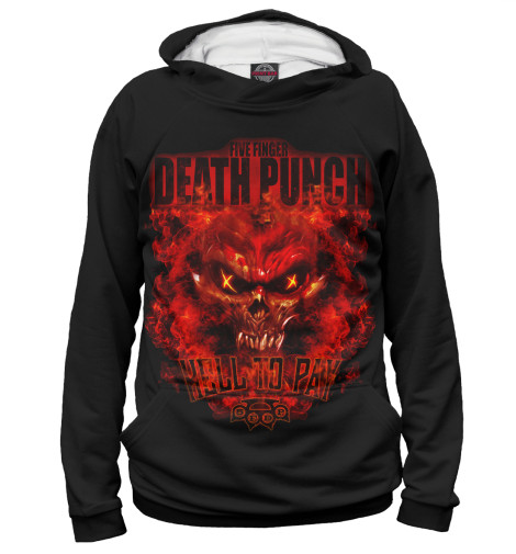 Худи Print Bar Five Finger Death Punch Hell To Pay samsung pay mojet polychit novyi sposob verifikacii platejei