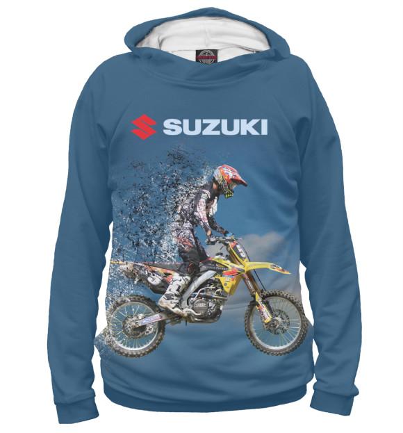 Купить Худи для девочки Suzuki MTR-404343-hud-1