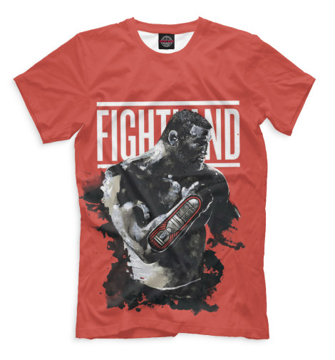 Футболка Print Bar MMA/UFC футболка мужская mma a3 ufc venum team shogun tap out