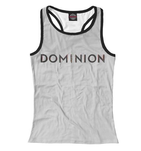 Майка борцовка Print Bar Dominion футболка print bar dominion
