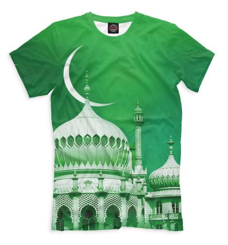 Купить Мужская футболка Мечеть ISL-325372-fut-2