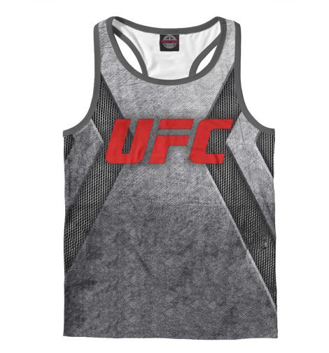 Майка борцовка Print Bar UFC 3d ufc 3 [ps4]