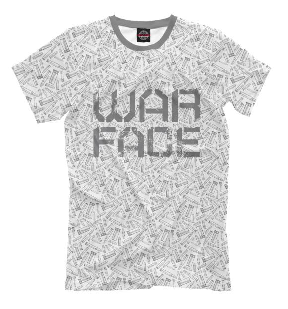 Купить Футболка для мальчиков Warface RPG-126789-fut-2