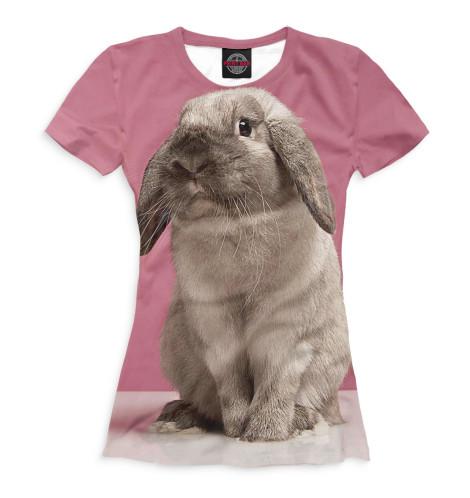 Женская футболка Крол�