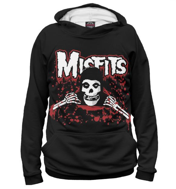 Купить Мужское худи Misfits dead in blood MZK-239230-hud-2
