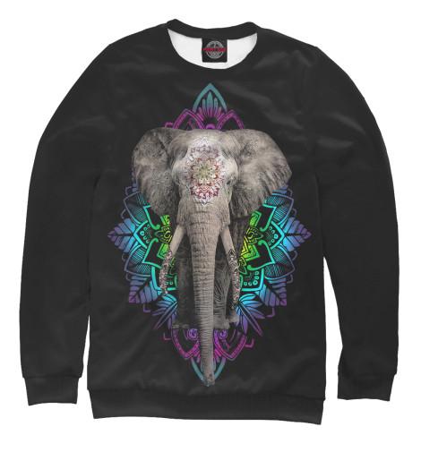 Свитшот Print Bar Индийский слон свитшот print bar слон