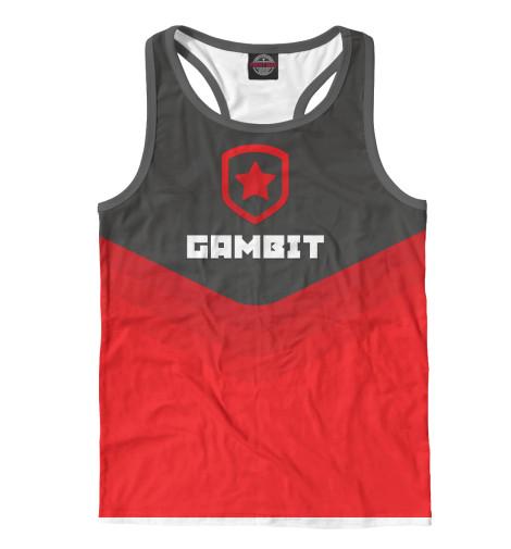 Майка борцовка Print Bar Gambit Gaming Team queen s gambit