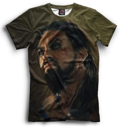 Мужская футболка Дрого