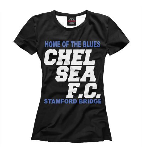 Футболка для девочек Chelsea CHL-699596-fut-1  - купить со скидкой