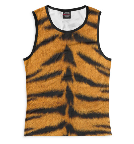 Женская майка Тигр