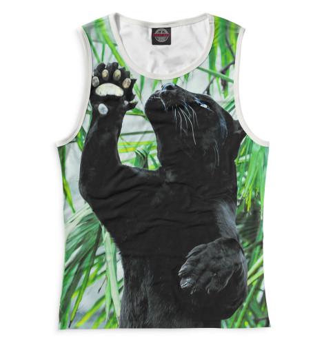 Купить Майка для девочки Чёрная пантера HIS-434679-may-1