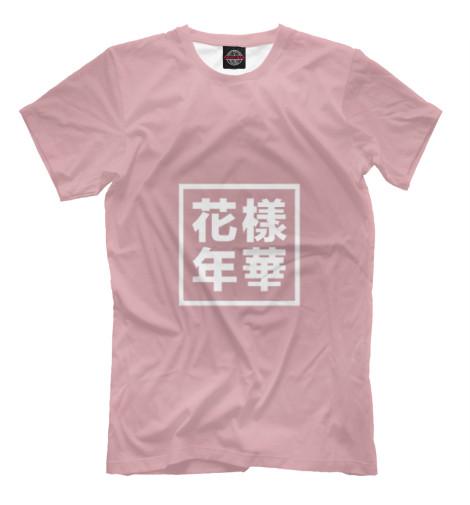 Купить Мужская футболка BTS KPP-673511-fut-2