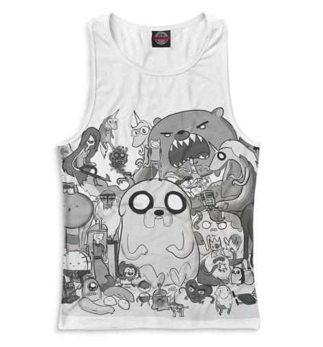 Купить Майка для девочки Adventure Time ADV-178628-mayb-1