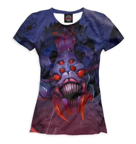 Женская футболка Broodmother