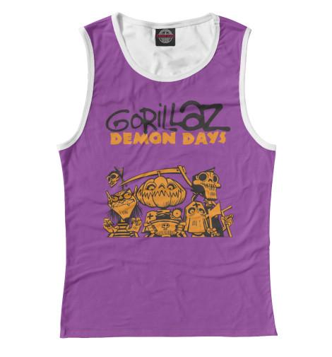 Купить Майка для девочки Gorillaz GLZ-828066-may-1